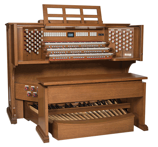 Rodgers Organ Infinity Series 361 - Central Music