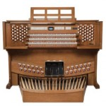 Rodgers Infinity Series 361 Organ Console