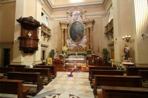 Parish Church, Castelgandolfo, Italy