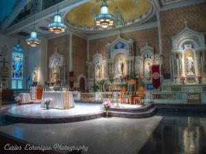 Gesu Catholic Church, Miami, FL