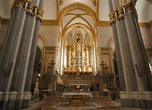 Basilica di San Domenico Maggiore, Naples, Italy
