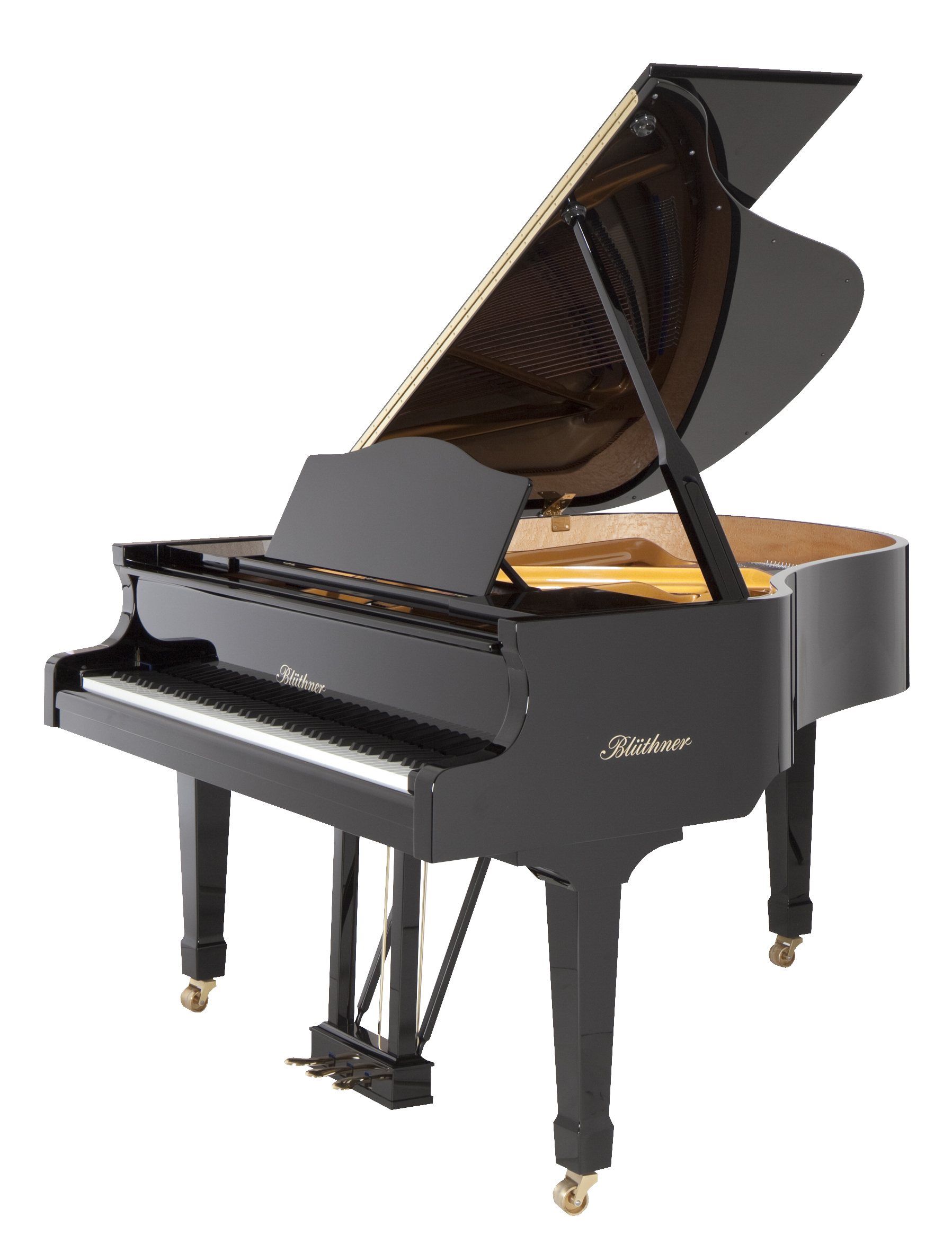 Bluthner Model 10 Grand Piano