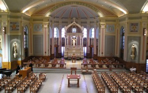 Sacred Heart Monastery, Lisle, IL