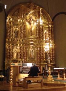 Mission Basilica San Juan Capistrano, San Juan Capistrano, California