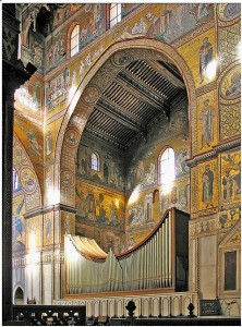 The Cathedral of Monreale, Monreale, Italy