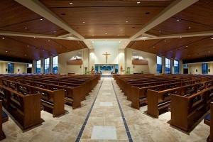 St. Catherine of Sienna Catholic Church, Largo, Florida