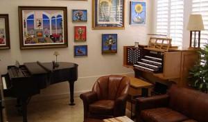 Fred Swann Residence, Palm Springs, California