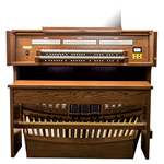 Rodgers Artist Series 579 Organ Console