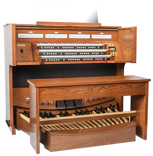 Rodgers Organ Artist Series 589