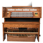 Rodgers Artist Series 589 Organ Console