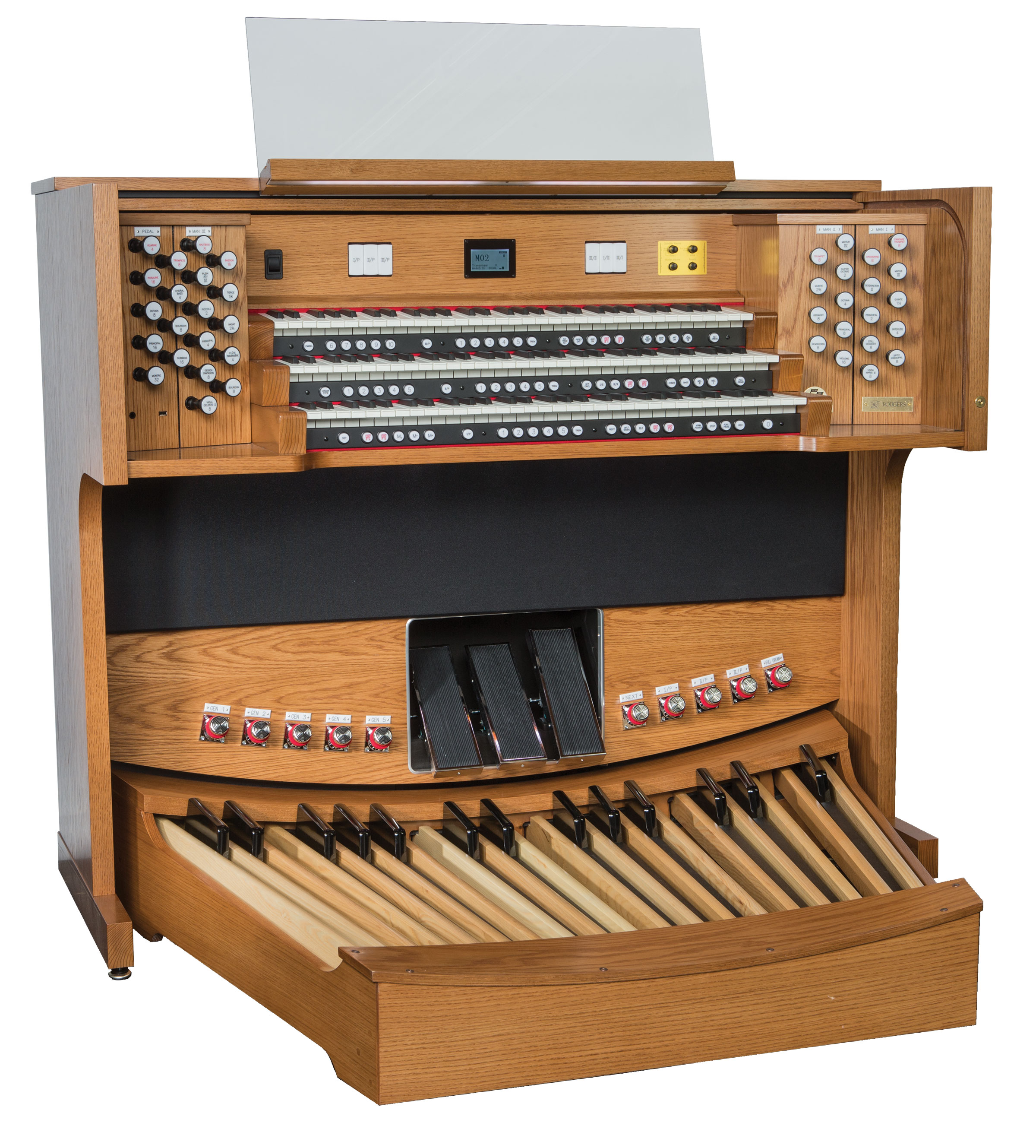 Rodgers Organ Artist Series 599