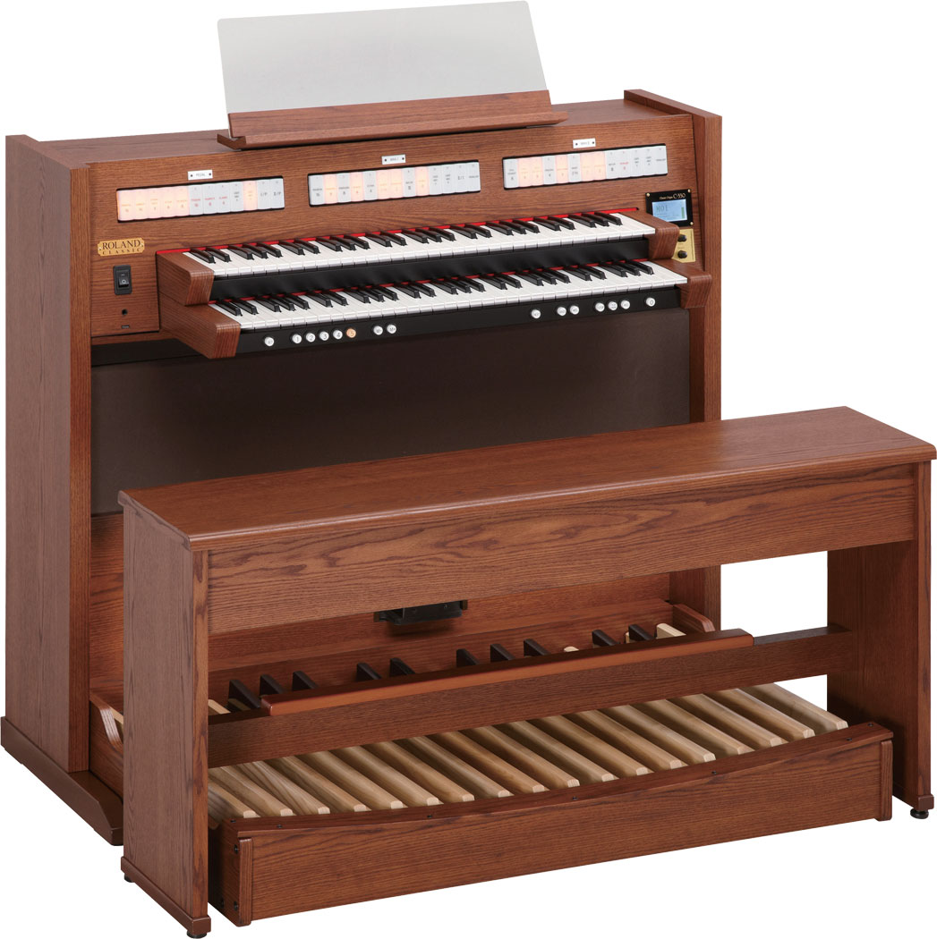 Roland Classic C-330 Manual Organ for Sale