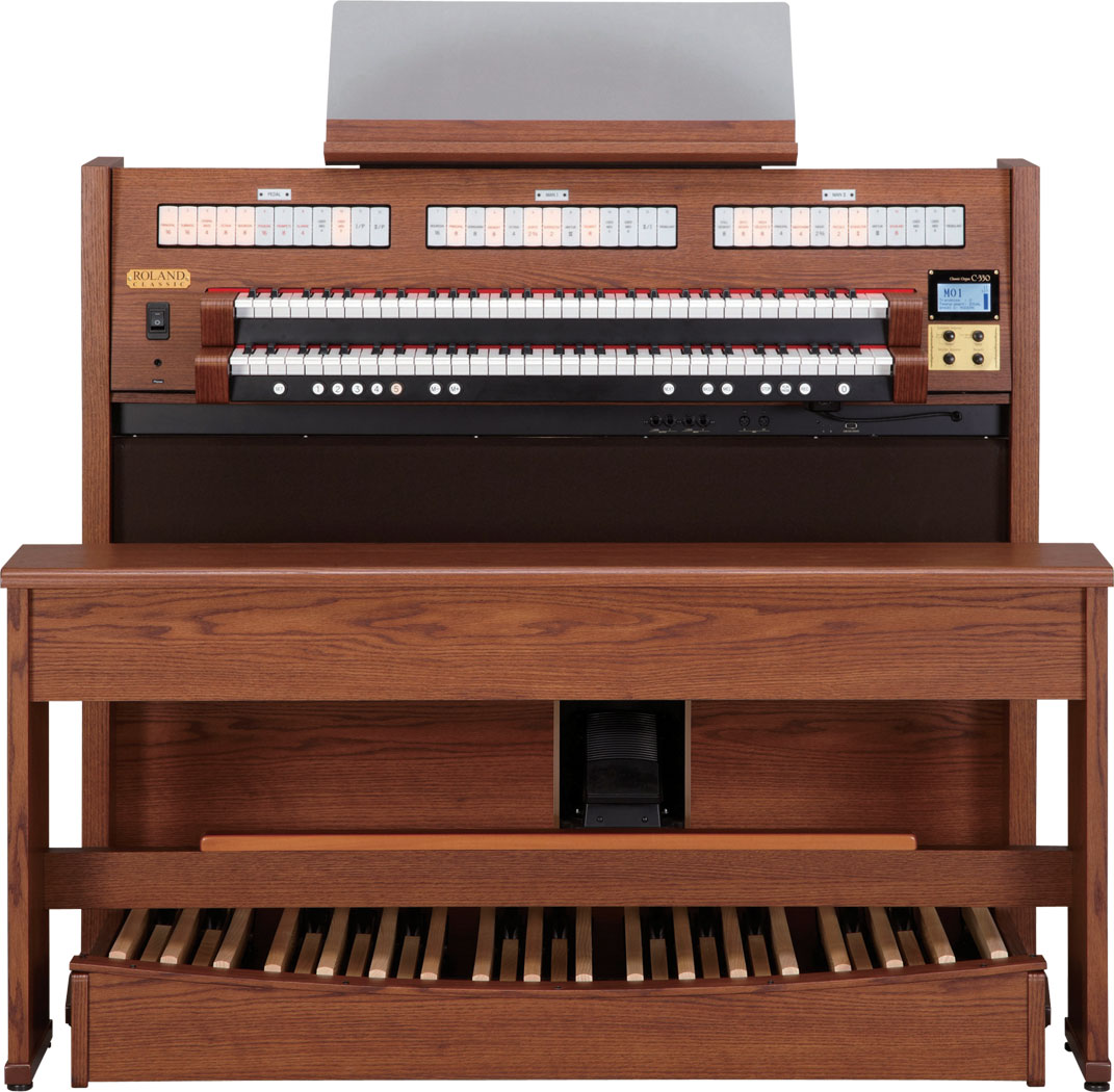 Roland Classic C-330 Manual Organ