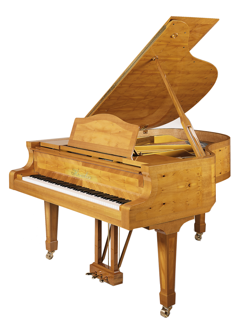 Haessler H 175 Cherry Yew Upright Piano