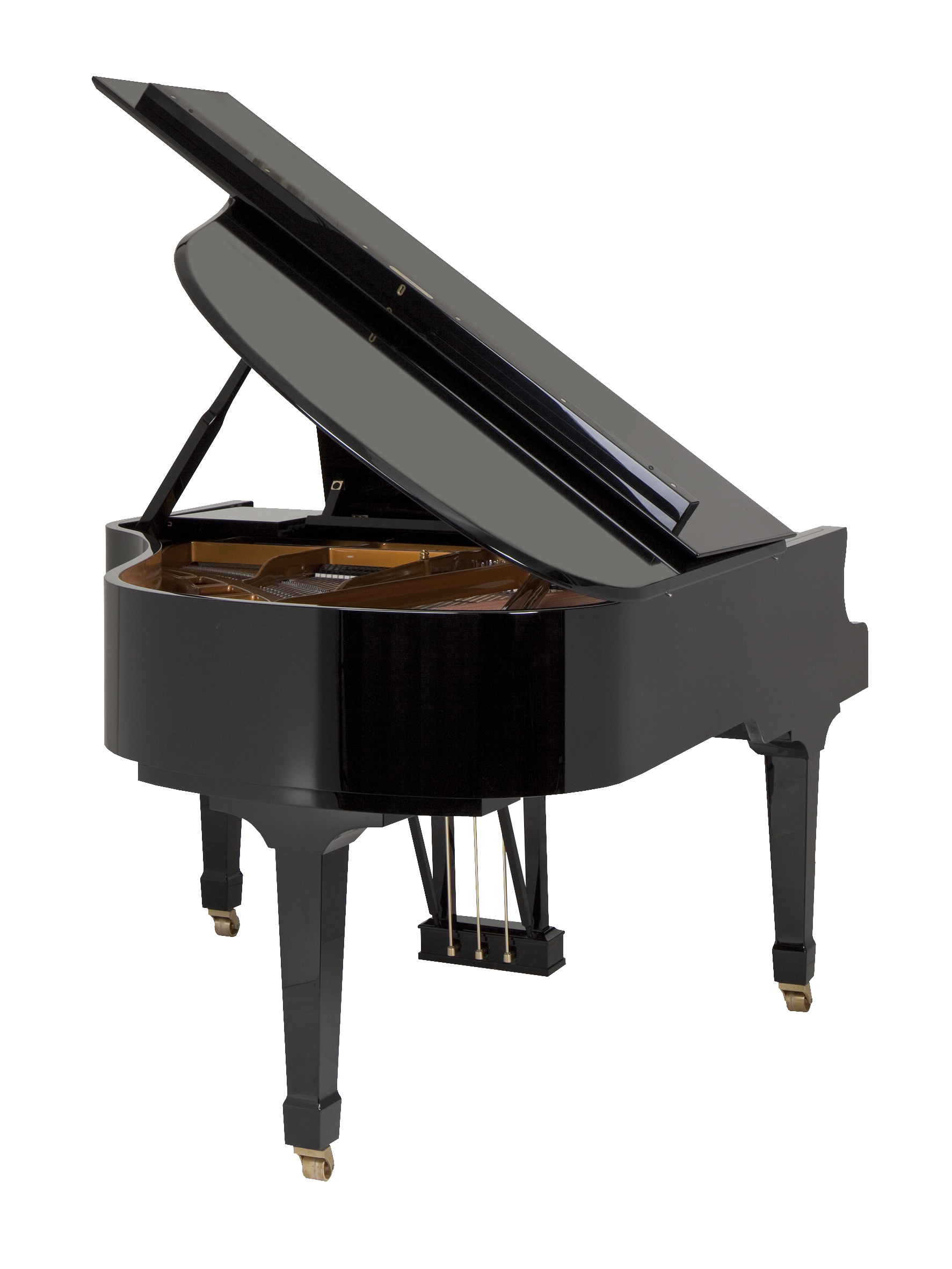 Bluthner Model 10 Baby Grand Piano