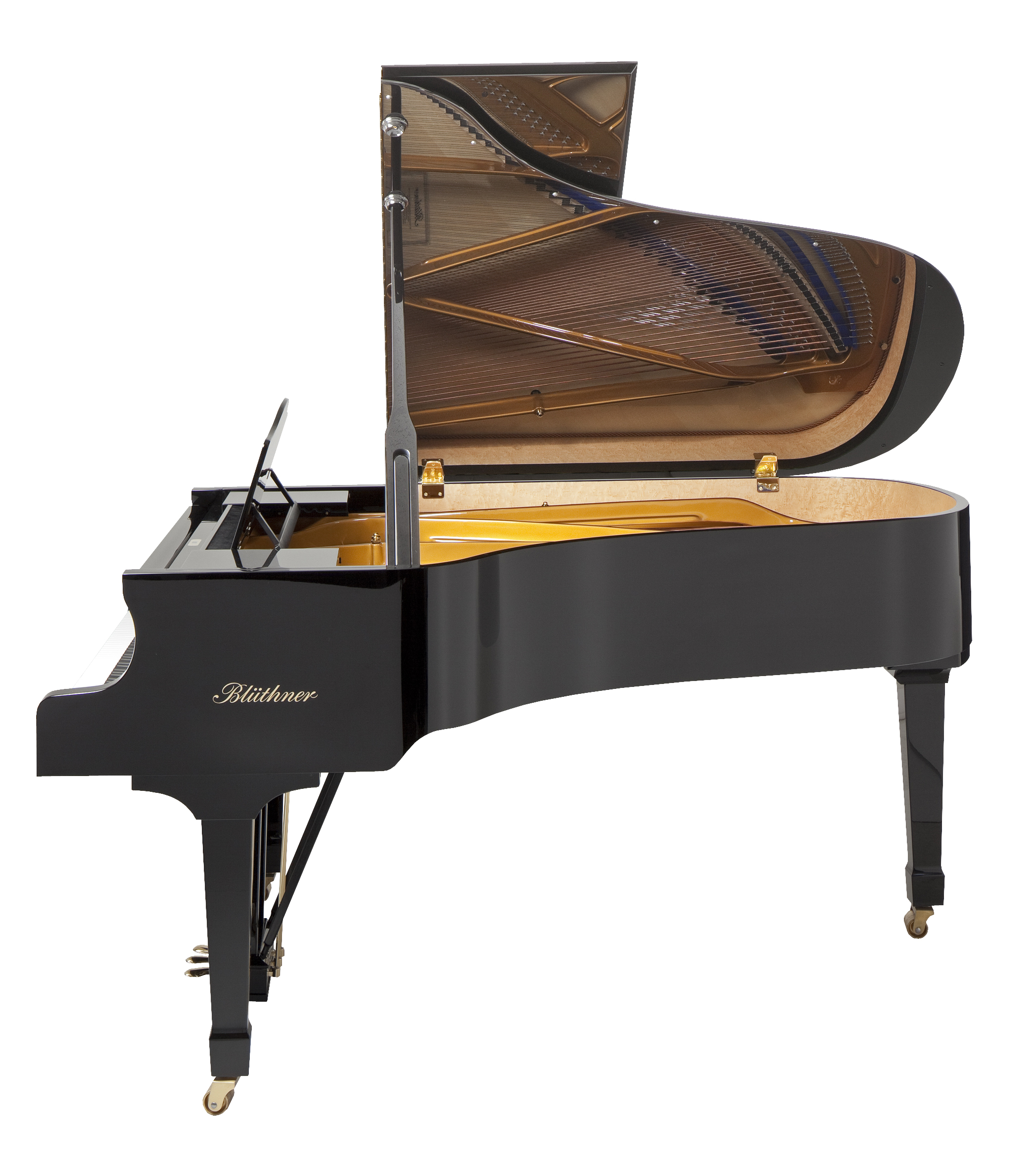 Used Grand Piano Bluthner Model 6