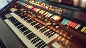 Hammond Gospel Organ