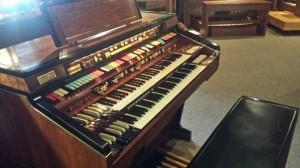 Church Hammond Organ Florida