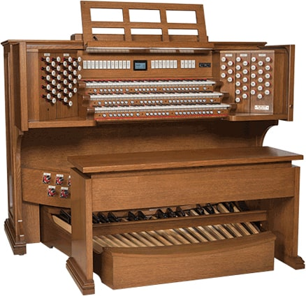 Infinity Series 361 - Church Organ Florida | Grand Piano | Pipe