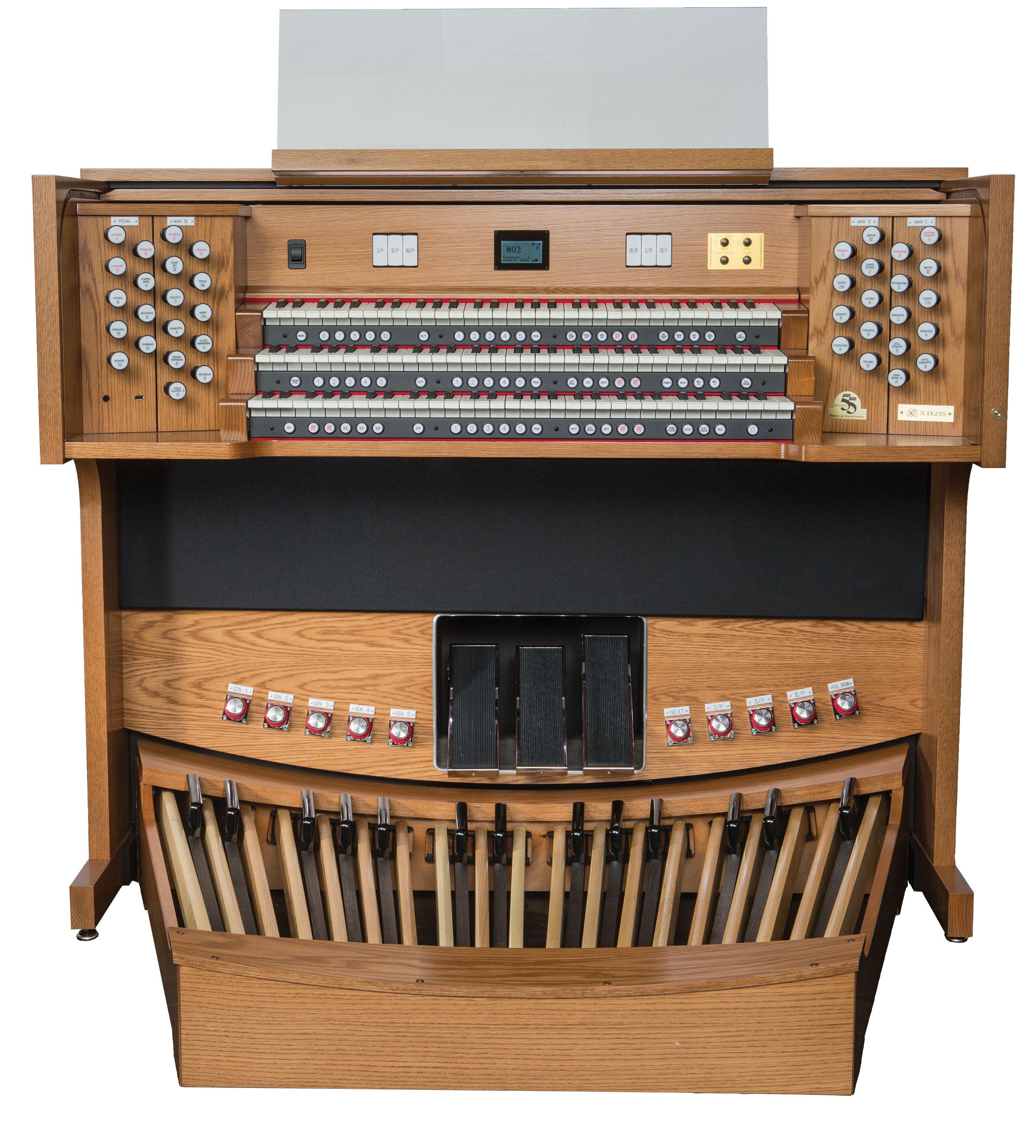 Artist Series 599 - Church Organ Florida | Grand Piano