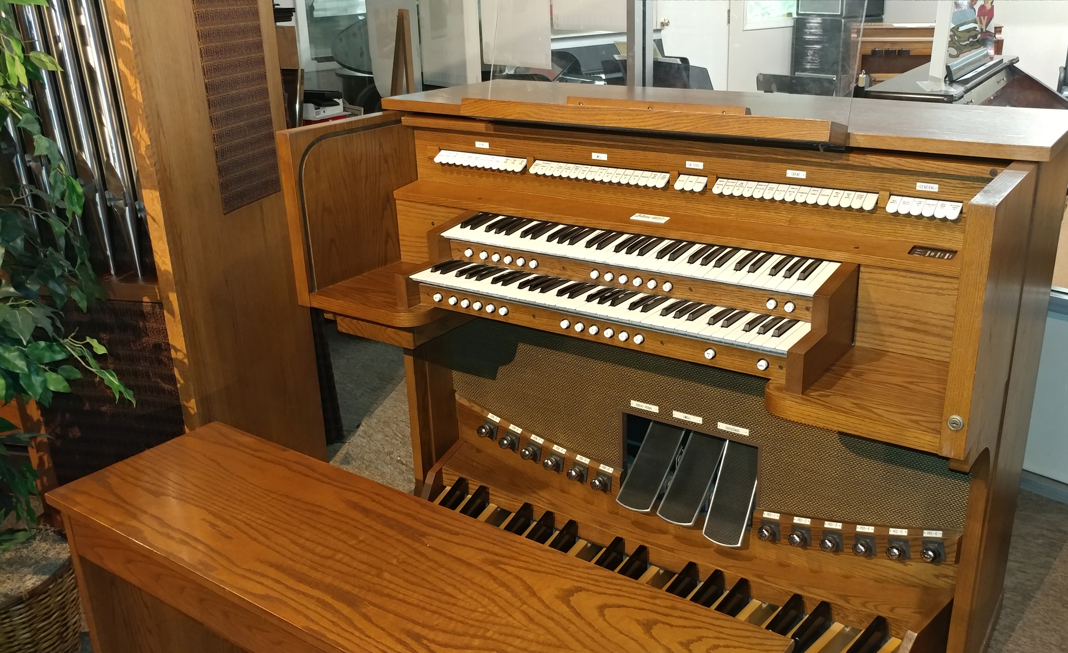 Used Allen & Johannus Organ Florida | Used Pianos & Organs
